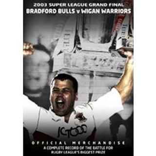 2003 Super League Grand Final - Bradford Bulls 25 Wigan Warriors 12 [DVD]